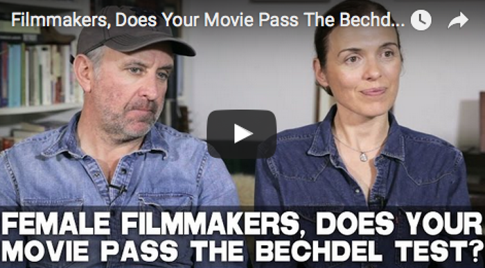 Filmmakers, Does Your Movie Pass The Bechdel Test? by Diane Bell & Chris Byrne