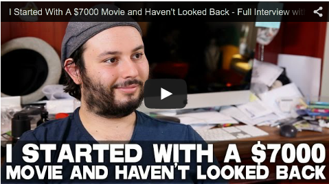 I Started With A $7000 Movie and Haven't Looked Back - Full Interview with James Cullen Bressack_filmcourage_directing_tips_horror_filmmaking_indie_films_scary_movies