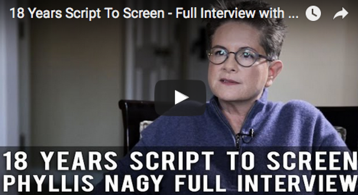 18 Years Script To Screen - Full Interview with Phyllis Nagy of CAROL_movies_patricia_highsmith_novel_adaptation_oscar_noms_2016