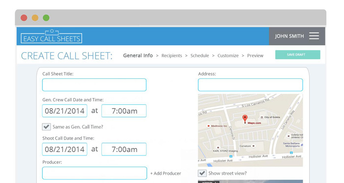 Mike_Vannelli_Easy_Call_Sheets_App_Tech_Filmcourage_Filmmaking_3
