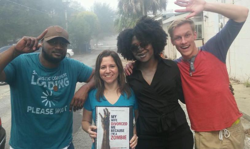 My_Wife_Divorced_Me_Because_I'm_a_Zombie_Antonio_Ricardo_Cannady_Florida_Filmmaker_9