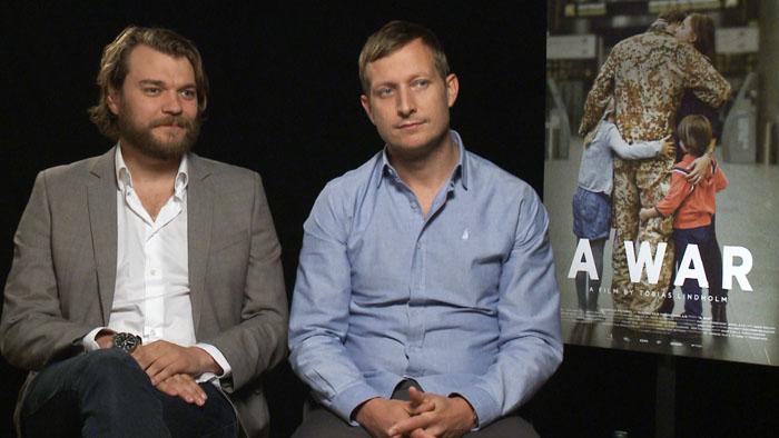 Pilou_Asbaek_and_Tobias_Lindholm_A_War_Film_Courage