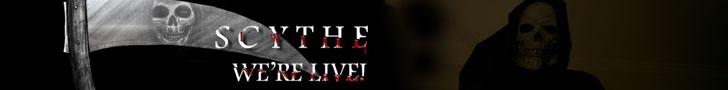Scythe Banner for Film Courage