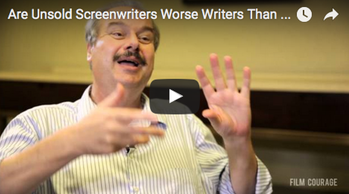 Are Unsold Screenwriters Worse Writers Than Ones Who Have Sold A Screenplay? by William C. Martell_story_expo_am_writing_authors_screenplay
