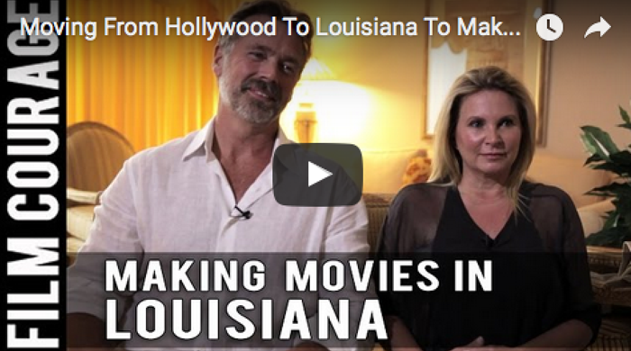Moving_From_Hollywood_To_Louisiana_To_Make Movies_John_Schneider_Alicia_Allain_filmcourage_anderson_bench_dukes_of_hazzard_independent_filmmaking