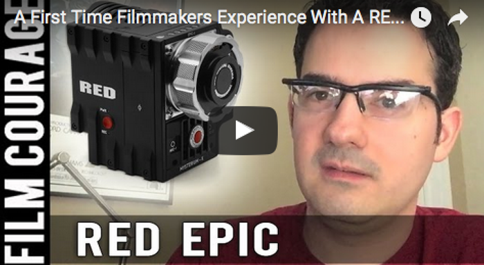 A First Time Filmmakers Experience With A RED Epic by Jack Marchetti
