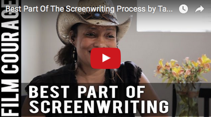 Best_Part_Of_The_Screenwriting_Process_Tamika_Lamison_women_in_film_filmcourage_writing_am_writing_script_books_booktube