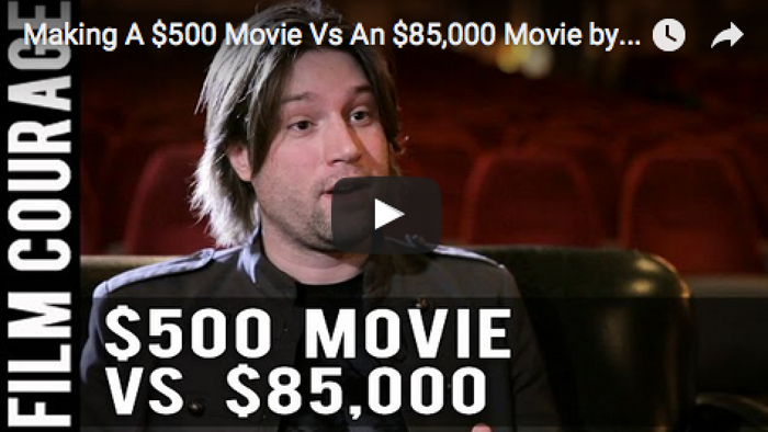 Making_A_$500_Movie_Vs_An_$85,000_Movie_Pascal_Payant_filmcourage_on_the_horizon_filmmaking_tips_how_to