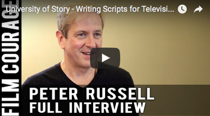 University_of_Story_Writing_Scripts_for_Television_Film_Peter_Russell_filmcourage_story_expo_writing_am_writing_author_script