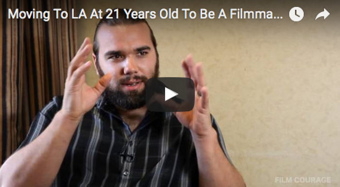 Moving To LA At 21 Years Old To Be A Filmmaker - A.J. Rickert-Epstein Full Interview