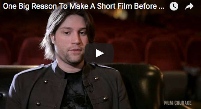 One Big Reason To Make A Short Film Before A Feature by Pascal Payant_filmcourage_cinephile_on_the_horizon