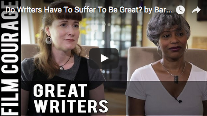 Do_Writers_Have_To_Suffer_To_Be_Great_Barrington_Smith-Seetachitt_Janice_Rhoshalle_Littlejohn_women_in_film_writing_depression_author_booktube
