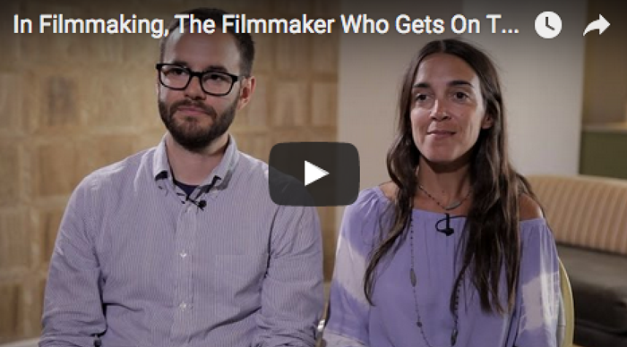 In Filmmaking, The Filmmaker Who Gets On The Plane Wins by Clay Tweel & Michel Varisco_filmcourage