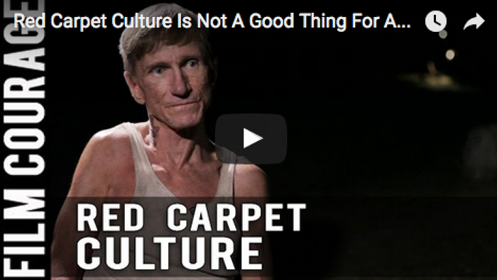 Red_Carpet_Culture_Is_Not_A_Good_Thing_For_An_Actor_Bill_Oberst_Jr_filmcourage_acting_biz_audition_actors