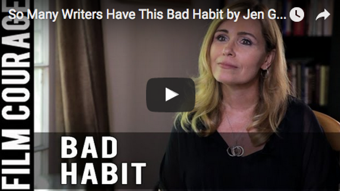 So_Many_Writers_Have_This_Bad_Habit_Jen_Grisanti_writing_writer_filmcourage_booktube_am_writing_screenwriting