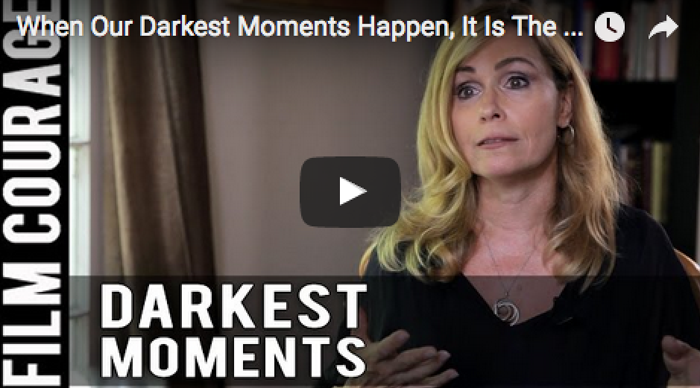 When_Our_Darkest_Moments_Happen_It_Is_The_Greatest_Time_To_Express_Ourselves_Jen_Grisanti_filmcourage_writing_screenwriting_booktube_writers