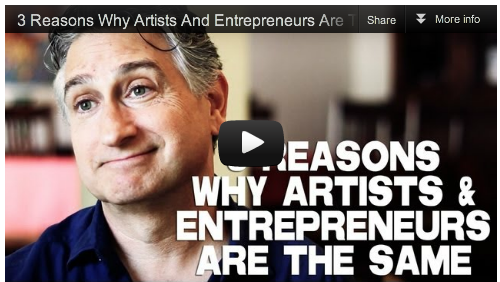 3 Reasons Why Artists And Entrepreneurs Are The Same by Adam Leipzig_Film_Courage