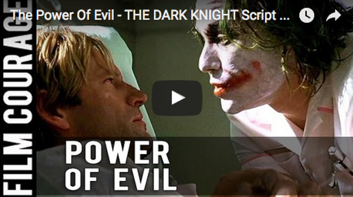 the_power_of_evil_the_dark_knight_script_analysis_peter_russell_filmcourage_writing_screenplay_movies_geek_culture