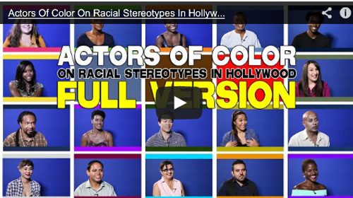 Actors Of Color On Racial Stereotypes In Hollywood - Full Version_Ethnic_Stereotypes_film_and_television_casting_minority_actors_speak