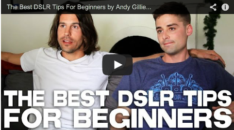 The_Best_DSLR_Tips_For_Beginners_Andy_Gillies_Joe_Haas_FilmCourage_Independent_Filmmaking_Camera